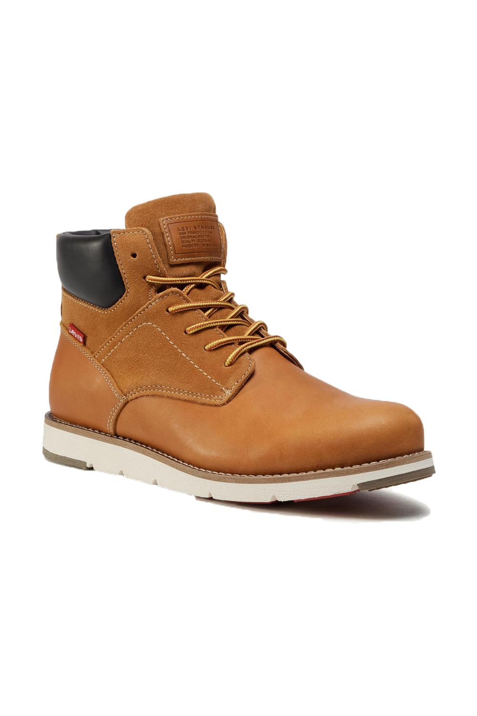 Ανδρικά Παπούτσια Μποτάκι LEVI'S 232198-1700-74 Κίτρινο