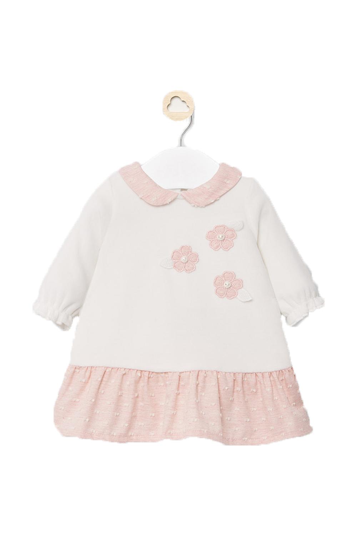 Παιδικό Φόρεμα για Κορίτσι MAYORAL 10-02850-001 Άσπρο