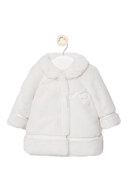 Παιδική Γούνα για Κορίτσι MAYORAL 2465 Άσπρη
