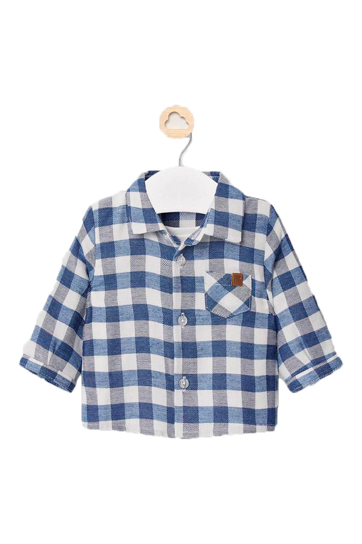 Παιδικό Πουκάμισο για Αγόρι MAYORAL 2118 Μπλε