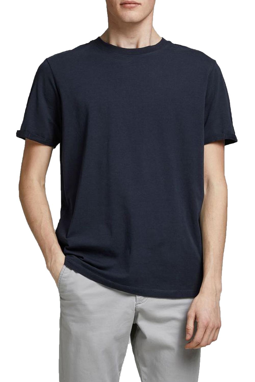Ανδρική Μπλούζα JACK&JONES 12183777 Navy