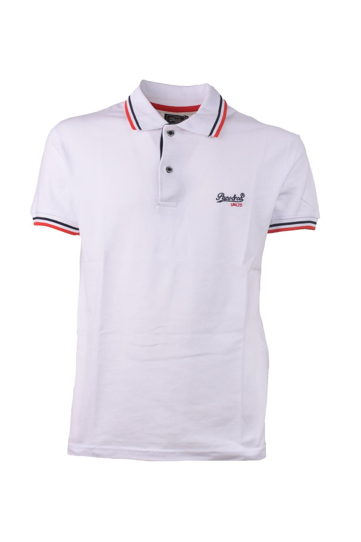 Ανδρική Μπλούζα PACO&CO 85501 Άσπρο