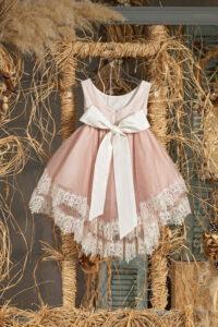 Παιδικό Φόρεμα Βάπτισης MARILLI'S HOUSE 211455