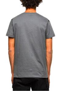 Ανδρική Μπλούζα DIESEL 00SXED-0AAXJ-9CD Γκρι