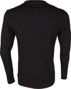 Ανδρική Μπλούζα GUESS M0YI28J1300 Μαύρη