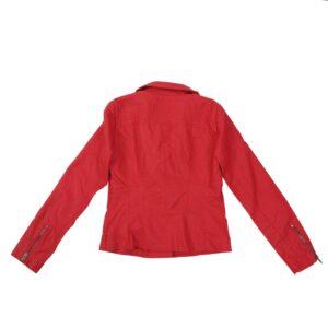 Γυναικείο Μπουφάν ONLY 15167865 Κόκκινο