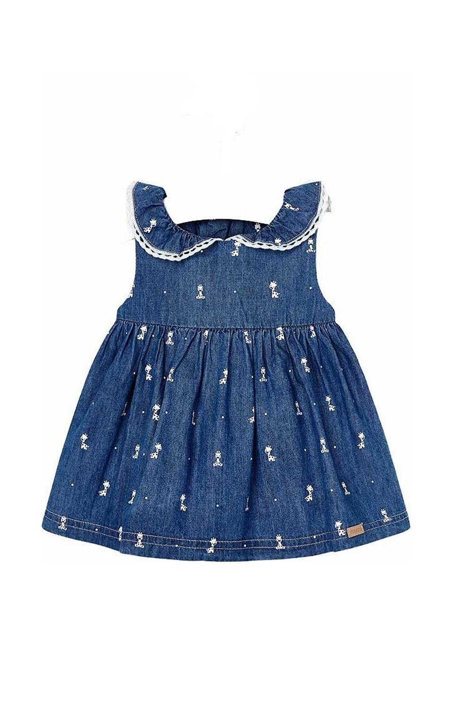 Παιδικό Τζιν Φόρεμα MAYORAL 29-01808-039 Σκούρο