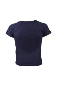 Παιδική Μπλούζα GSA 17-39003 Navy-Ροζ