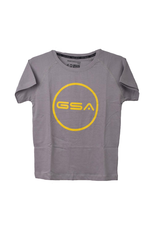Παιδική Μπλούζα GSA 17-39004 Κίτρινο-Γκρι