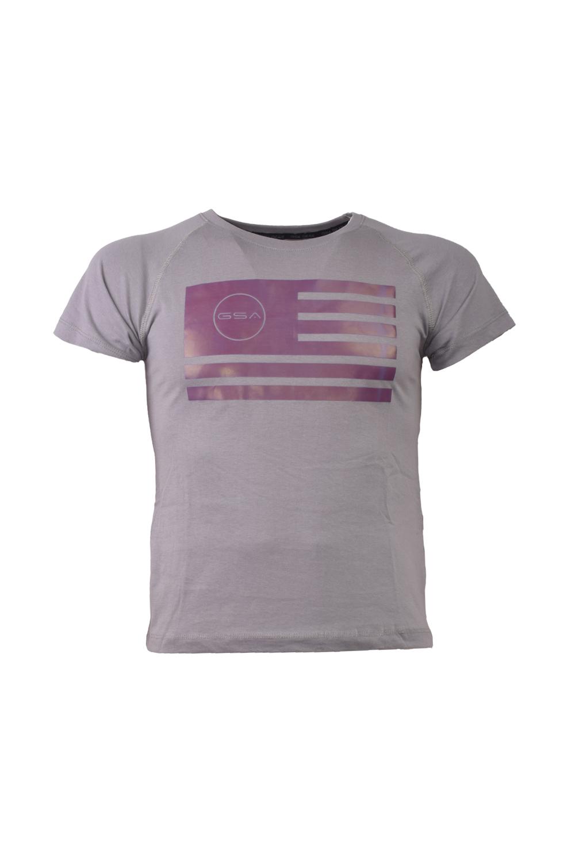 Παιδική Μπλούζα GSA 17-39004 Μωβ-Γκρι