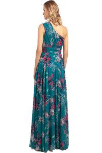 Γυναικείο Φόρεμα DESIREE 08.33025 Πετρόλ