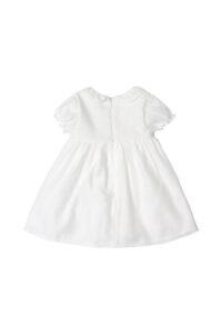 Παιδικό Φόρεμα MAYORAL 20-01870-072 Άσπρο