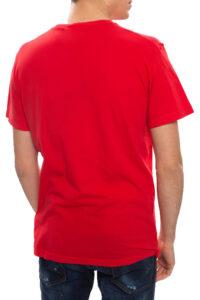 Ανδρική Μπλούζα DSQUARED2 S74GD0835-S21600-314 Κόκκινο