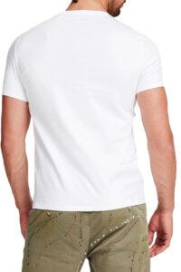 Ανδρική Μπλούζα GUESS M1RI71I3Z11-TWHT Άσπρο