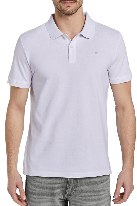 Ανδρική Μπλούζα TOM TAILOR 1016502-20000 Άσπρο