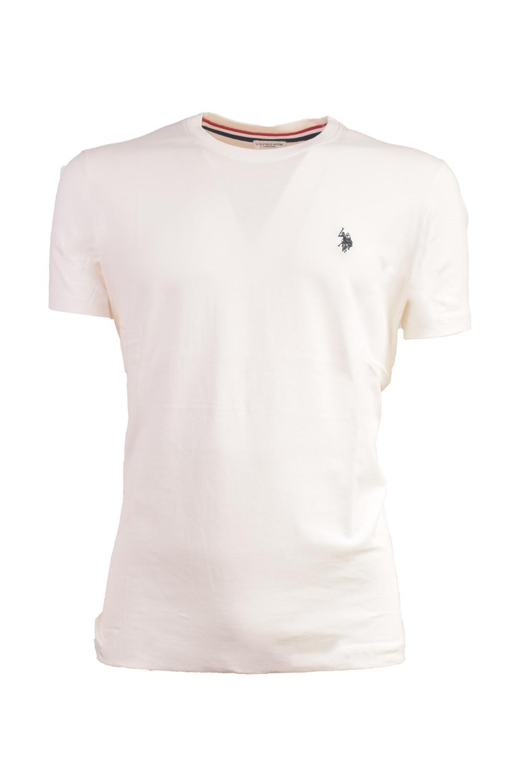 Ανδρική Μπλούζα U.S. POLO 5994049351-101 Άσπρο