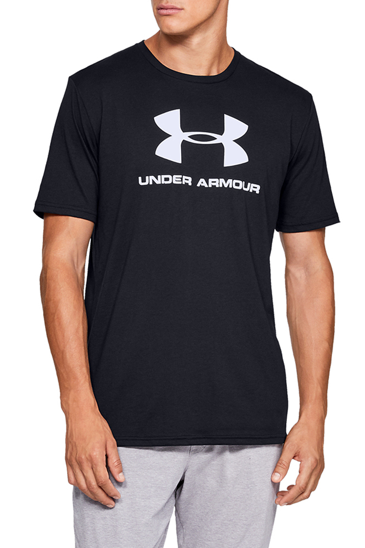 Ανδρική Μπλούζα UNDER ARMOUR 1329590-001 Μαύρο