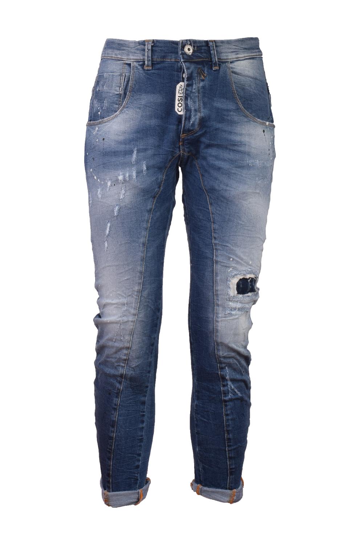 Ανδρικό Παντελόνι COSI 57-CARUSSO4 Ανοιχτό