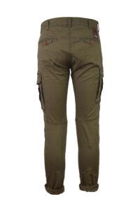 Ανδρικό Παντελόνι COVER T0189 Χακί