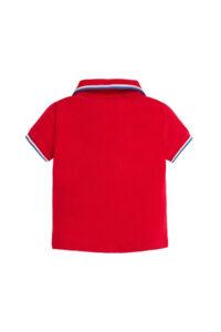Παιδική Μπλούζα Για Αγόρι MAYORAL 21-00190-024 Κόκκινο