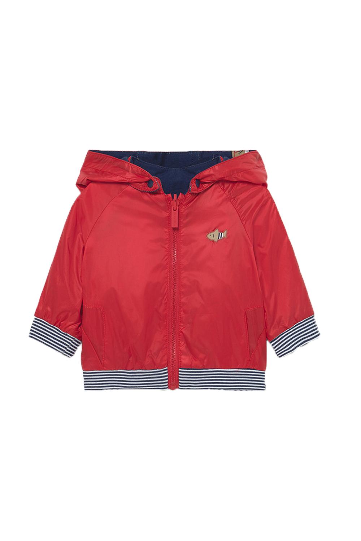 Παιδικό Μπουφάν Για Αγόρι MAYORAL 21-01479-044 Κόκκινο