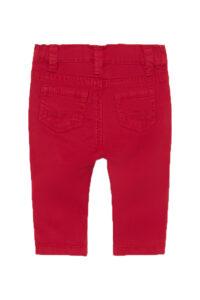 Παιδικό Παντελόνι Για Αγόρι MAYORAL 21-0595-076 Κόκκινο