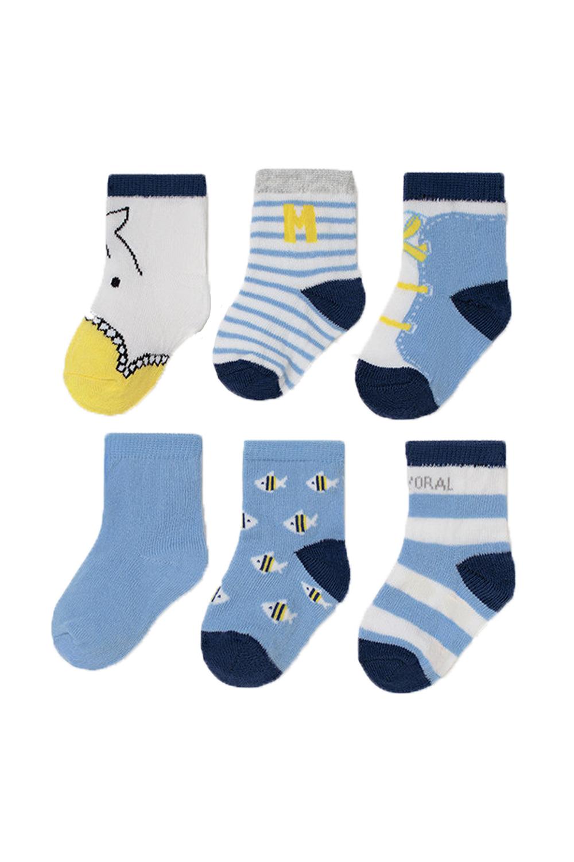 Παιδικό Σετ Κάλτσες Για Αγόρι MAYORAL 21-09363-019 Μπλε