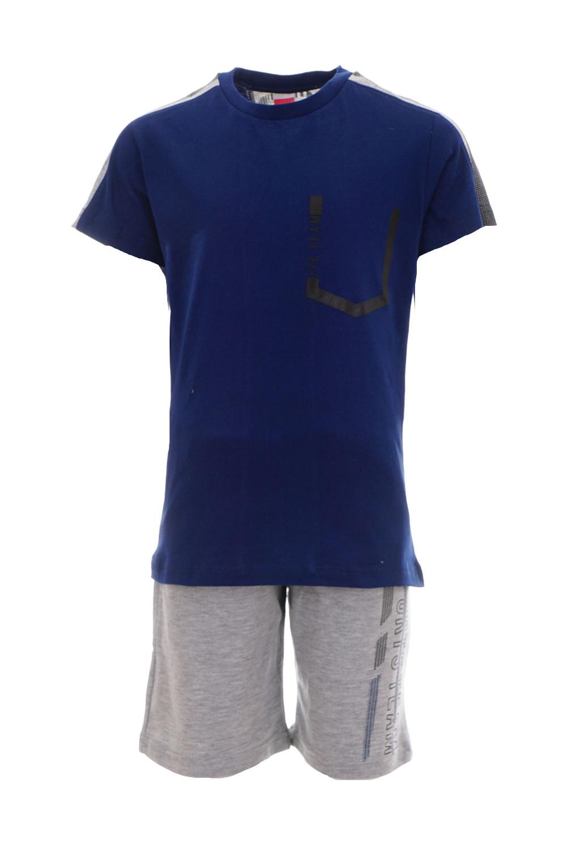 Παιδικό Σετ Σορτς Για Αγόρι JOYCE 211722 Μπλε