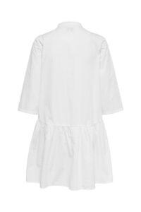 Γυναικείο Φόρεμα ONLY 15223614 Άσπρο