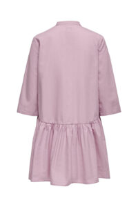 Γυναικείο Φόρεμα ONLY 15223614 Ροζ