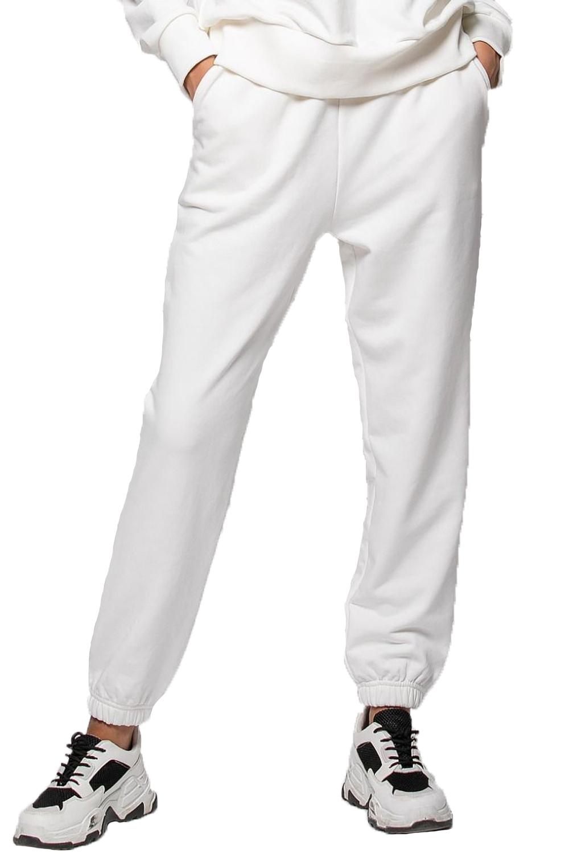 Γυναικεία Φόρμα NOOBASS 05-0581A Άσπρο