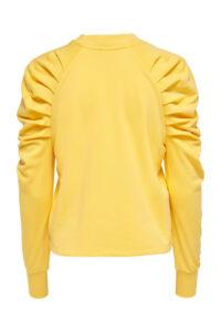 Γυναικείο Φούτερ ONLY 15224943 Κίτρινο