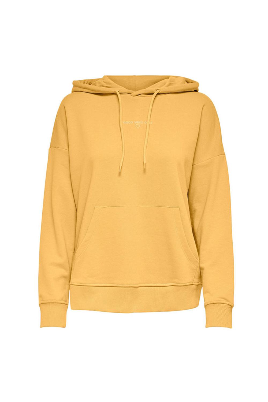 Γυναικείο Φούτερ ONLY 15225089 Κίτρινο