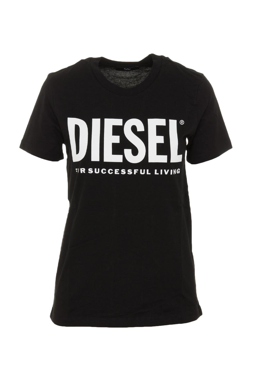Γυναικεία Μπλούζα DIESEL 00SYW8/0CATJ-900 Μαύρο
