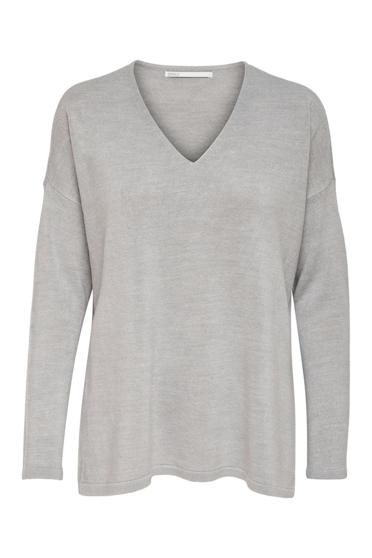 Γυναικεία Μπλούζα ONLY 15219642 Γκρι