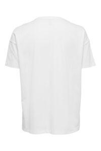 Γυναικεία Μπλούζα ONLY 15226022 Άσπρο