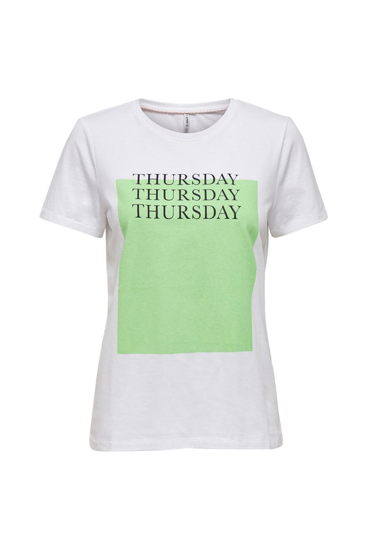 Γυναικεία Μπλούζα ONLY 15226027 Πράσινο
