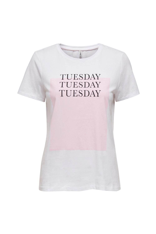 Γυναικεία Μπλούζα ONLY 15226027 Ροζ
