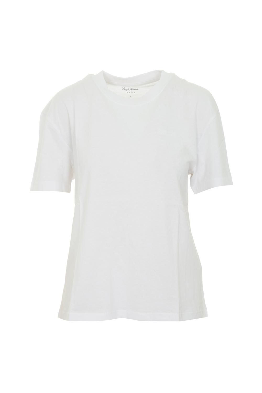 Γυναικεία Μπλούζα PEPE JEANS PL504854 Άσπρο