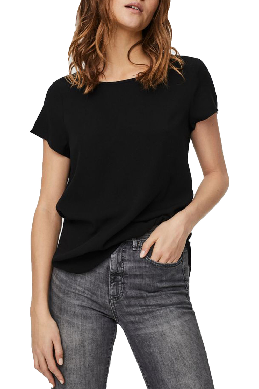 Γυναικεία Μπλούζα VEROMODA 10248152 Μαύρο
