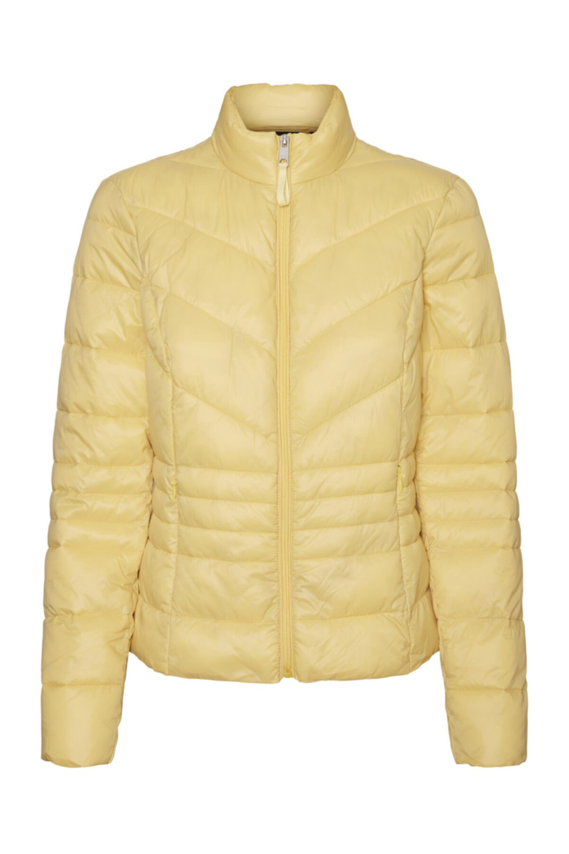 Γυναικείο Μπουφάν VERO MODA 10239085 Κίτρινο