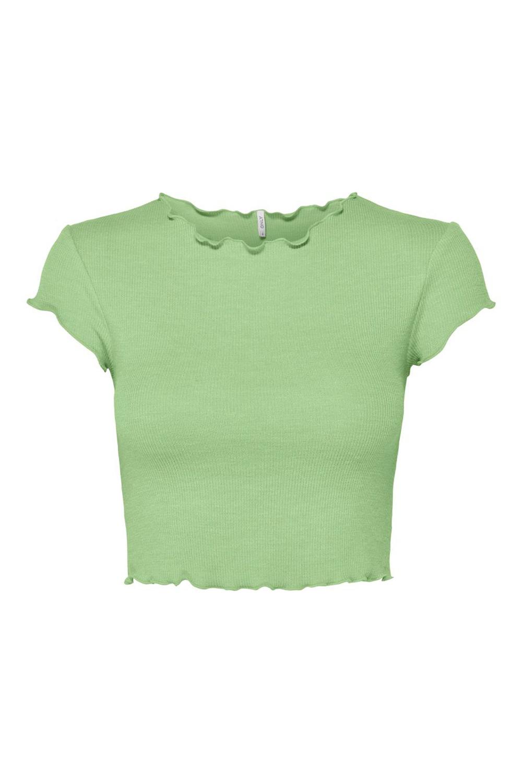 Γυναικείο Τοπ ONLY 15202041 Πράσινο