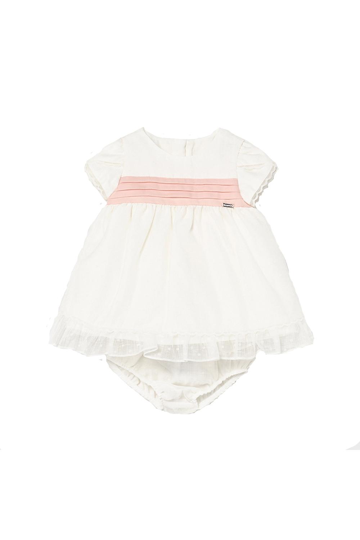 Παιδικό Φόρεμα Για Κορίτσι MAYORAL 21-01819-023 Μπεζ