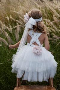 Παιδικό Φόρεμα Βάπτισης BABYBLOOM 121.109.5970