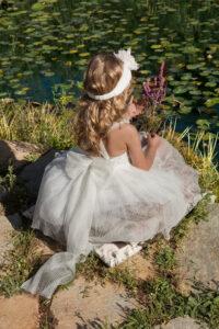 Παιδικό Φόρεμα Βάπτισης BABYBLOOM 121.110.5970