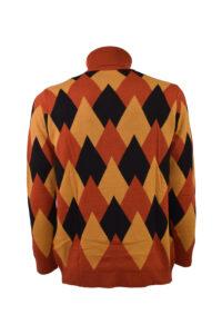 Ανδρική Μπλούζα STEFAN 5005 Πορτοκαλί