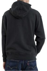 Ανδρικό Φούτερ LEVI'S 38479-0011 Μαύρο