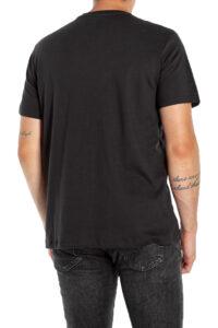 Ανδρική Μπλούζα LEVI'S 22489-0283 Μαύρο