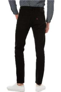 Ανδρικό Παντελόνι LEVI'S 28833-0013 Τζιν Μαύρο