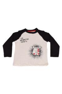 Παιδικό Σετ Παντελόνι Για Αγόρι BEBUS 00601 Κόκκινο